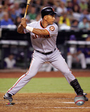 Moises Alou 2006 Action Photo