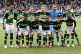 MLS: Los Angeles Galaxy at Portland Timbers Photo af Jaime Valdez
