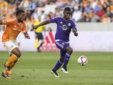 MLS: Orlando at Houston Dynamo Photo by Troy Taormina
