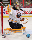 Anders Lindback 2014-15 Action Photo