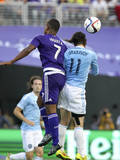 Mls: New York City at Orlando Photographic Print by Reinhold Matay