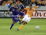 MLS: Orlando at Houston Dynamo Photo by Troy Taormina