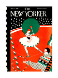 The New Yorker Cover - March 27, 1926 Premium Giclee Print by Ilonka Karasz