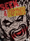 DC Justice League Comics: Forever Evil Prints