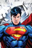DC Superman Comics: New '52' Design Poster