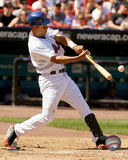 Moises Alou 2007 Action Photo