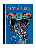 The New Yorker Cover - January 30, 1926 Premium Giclee Print by Rea Irvin