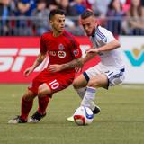 MLS: Toronto FC at Vancouver Whitecaps FC Foto af Bob Frid