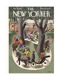 The New Yorker Cover - May 22, 1937 Regular Giclee Print by Victor Bobritsky
