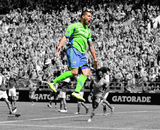 Clint Dempsey 2014 Spotlight Action Photo