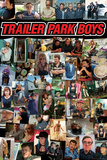 Trailer Park Boys- Collage Plakater