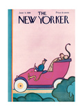 The New Yorker Cover - June 5, 1926 Premium Giclee Print by Rea Irvin