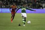 MLS: Real Salt Lake at Portland Timbers Prints by Jaime Valdez