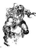 DC Justice League Comics: Villains Design Prints