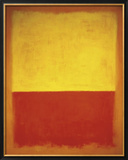 No. 12, 1954 Posters by Mark Rothko
