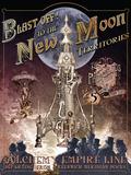 Blast off to the New Moon Plakietka emaliowana