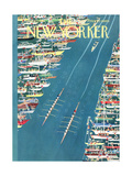 The New Yorker Cover - May 27, 1961 Premium Giclee Print by Charles E. Martin