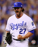 Brandon Finnegan 2014 Action Photo