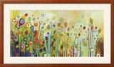 Within Framed Giclee Print by Jennifer Lommers