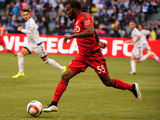 MLS: Toronto FC at Vancouver Whitecaps Photo by Anne-Marie Sorvin
