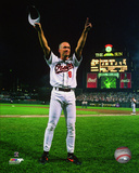 Cal Ripken Jr. plays 2131st consecutive MLB game- 9/6/1995-Oriole Park Camden Yards Baltimore, MD Photo