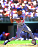 Moises Alou 1994 Action Photo
