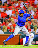 Curtis Granderson 2014 Action Photo