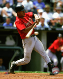 Moises Alou 2001 Action Photo
