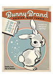 Bunny Brand Baby Powder 1 Posters by  Anderson Design Group