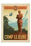 Camp Le June Prints by  Anderson Design Group