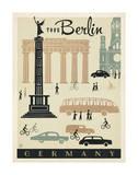 Berlin Mod Prints
