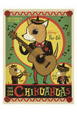Cha Cha Chihuahua Posters