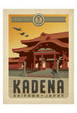 Kadena Prints by  Anderson Design Group