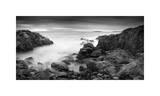 Rocky Coastline Giclee Print by Michael Hudson