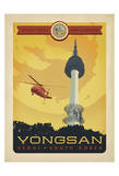 Yongsan Print by  Anderson Design Group