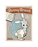 Bunny Brand Baby Powder 1 Giclee Print