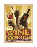 Wine Country Poster by  Anderson Design Group