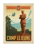 Camp Le June Poster