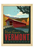 Vermont Posters by  Anderson Design Group