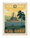 Navy Pearl Harbor Poster