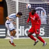 MLS: Toronto FC at Vancouver Whitecaps FC Photo by Bob Frid