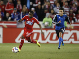 MLS: San Jose Earthquakes at FC Dallas Photo by Matthew Emmons