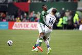 MLS: Los Angeles Galaxy at Portland Timbers Photo by Jaime Valdez