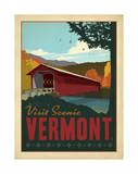 Vermont Prints by  Anderson Design Group