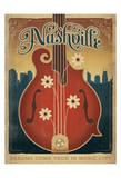 Flower Mandolin Plakater