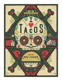 I Love Tacos Art