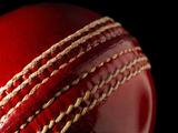 Cricket Ball Fotografisk trykk av  stuartbur