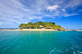 Hideaway Island--Beautiful Tropical Island in Vanuatu Photographic Print by  juancat