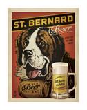 St. Bernard Beer Posters