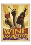 Wine Country Prints by  Anderson Design Group
